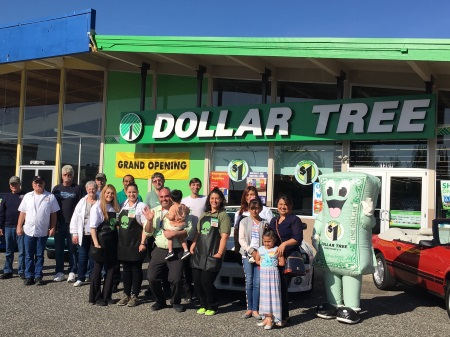 Welcome Dollar Tree