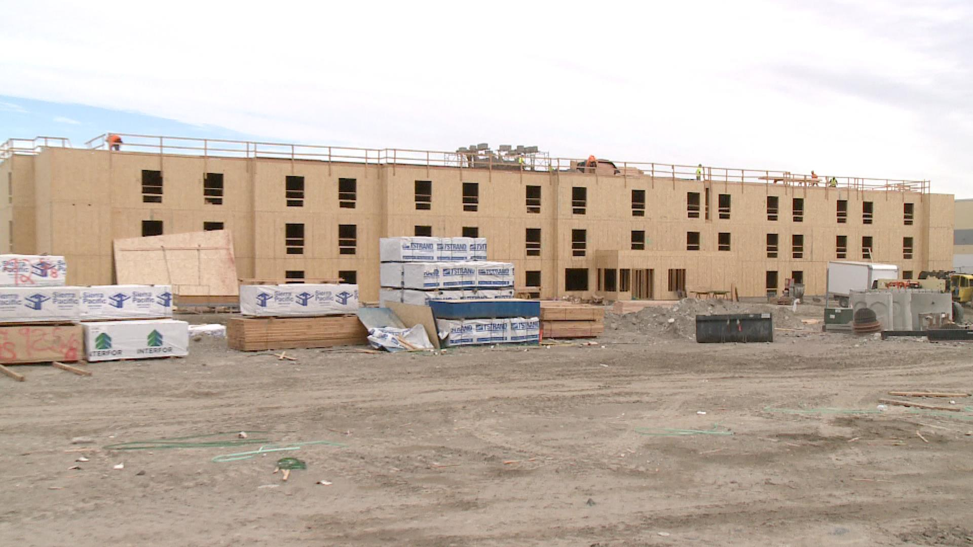 New Extended Stay Hotel on the rise!