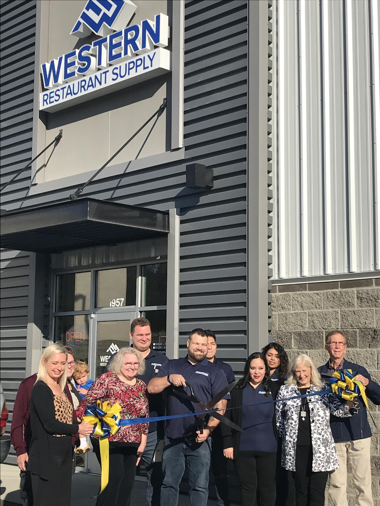 Western Restaurant Supply Opens Their Doors in a New Location